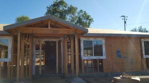 Fallbrook_Framing and Roofing_Front Entry Way
